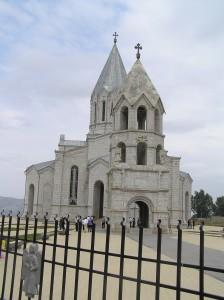 Katedrála Krista Spasitele v Shusi