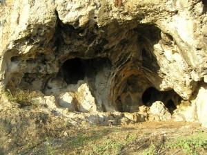 Jeskynní komplex s doklady osídlení ze starší doby kamenné