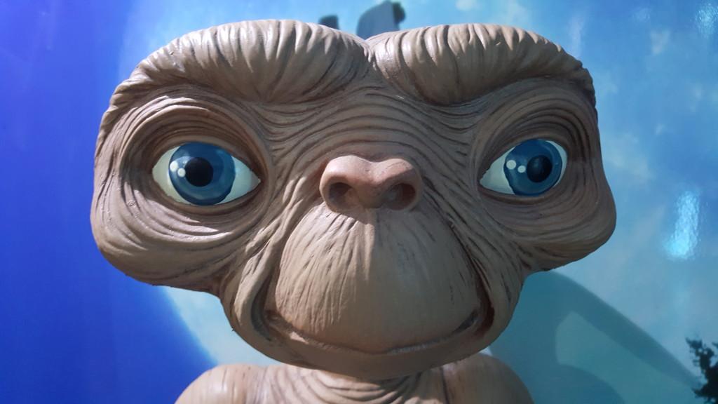 E.T. Film legends museum Poděbrady