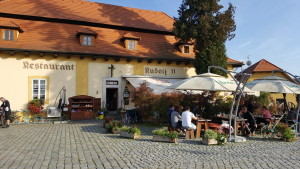 Restaurace Rudolf II Plasy