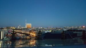 Pohled na Berlín.