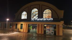 3D Planitárium