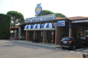 kemp PRA´ DELLE TORRI - Itálie